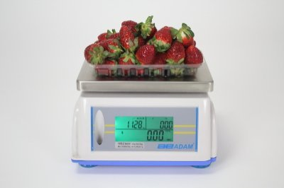 WBW Weighing Strawberries