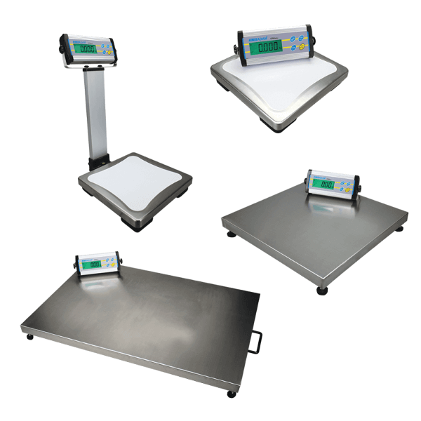 CPWplus Bench & Floor Scales and Weighing Indicators