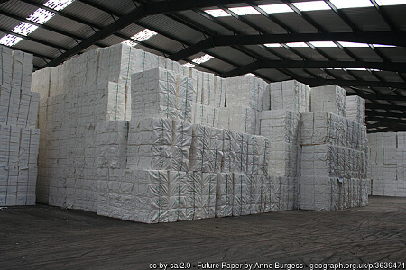 Large Stacks of Paper