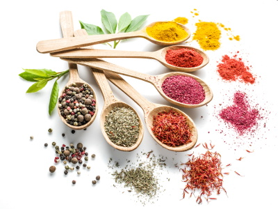 Spoonfuls of Spices