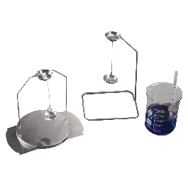 Density kit for 0.001g