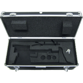 Hard Carrying Case with Lock (TBB)