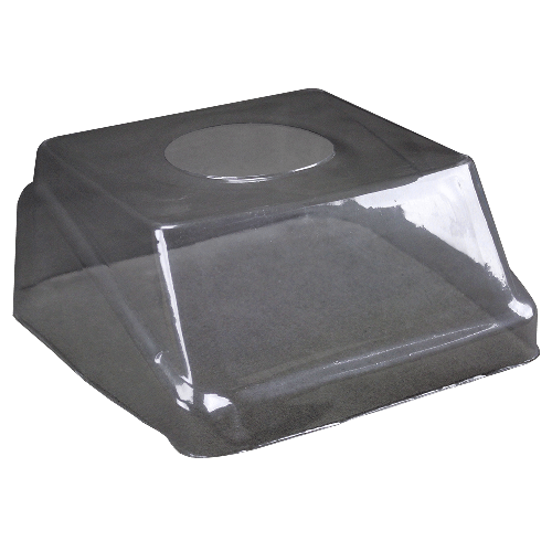 In-use wet cover