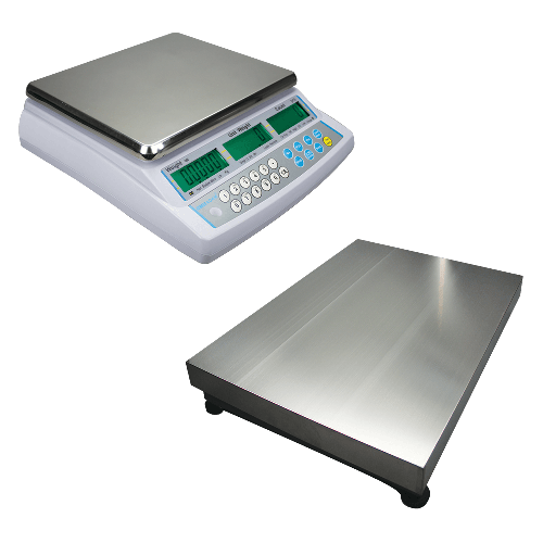 CBD+ Counting Scales with Remote Platform