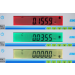 Adam CKT Checkweighing Scales - Colored Backlit Display Notification