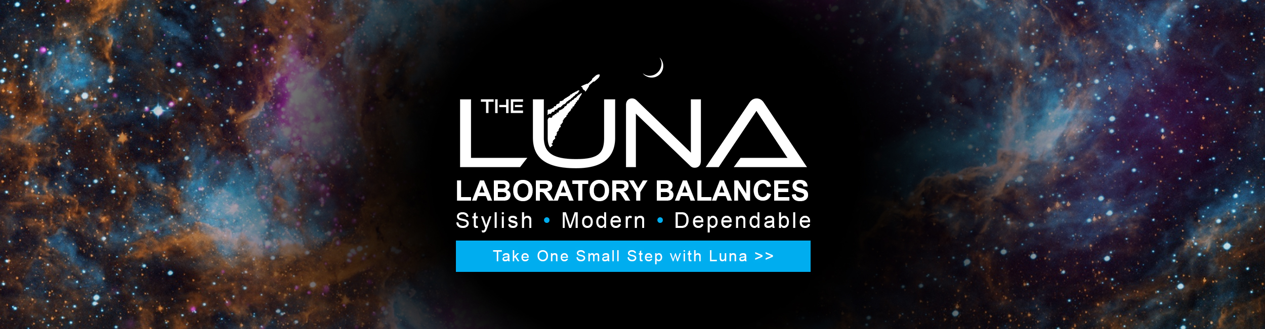 Luna Laboratory Balances - Stylish : Modern : Dependable