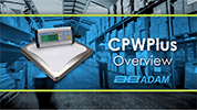 CPWplus Weighing Scale Overview