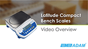 Latitude Bench Scale Overview