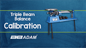 How to Calibrate a Triple Beam Balance